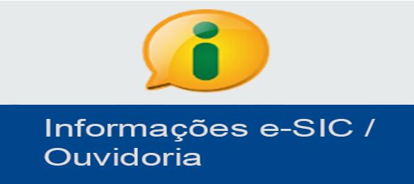 Inforamcoes e-SIC
